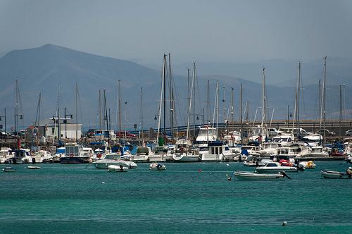 Corallejo Fuerteventura Kanarian saaret source:http://www.flickr.com/photos/martijnkriens/4884932062/